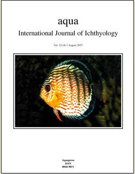 aqua International Journal 12(4)
