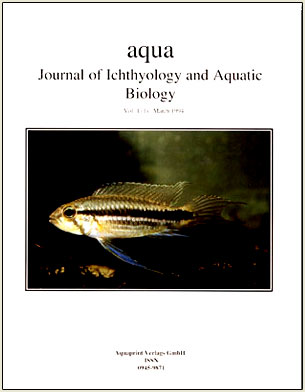 aqua International Journal 1(1)