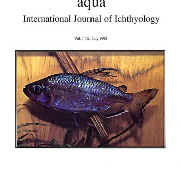 aqua International Journal 1(4)
