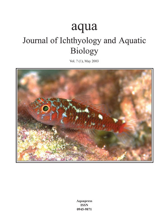 aqua International Journal 7(1)