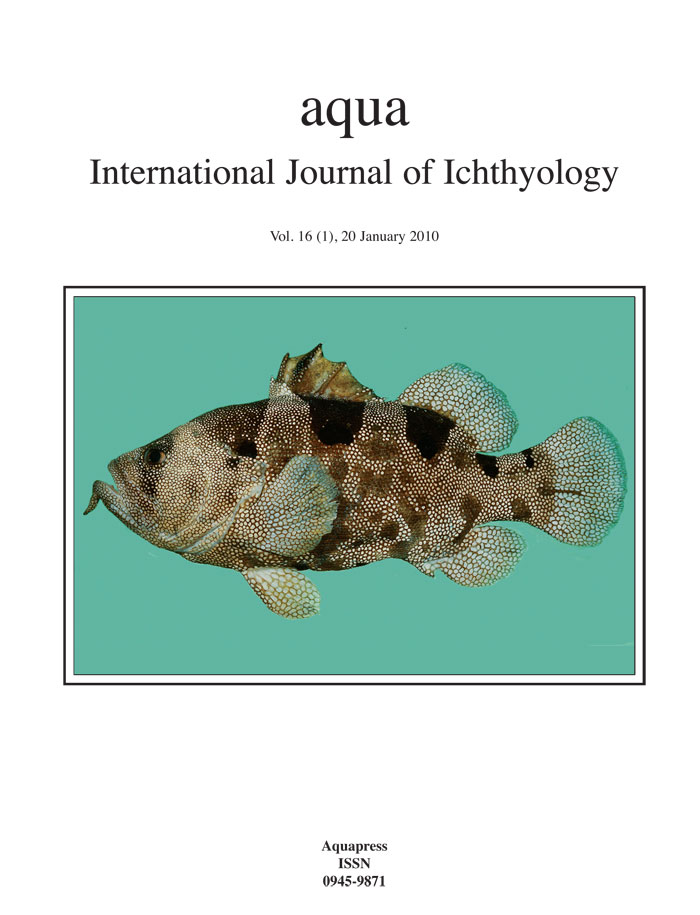 aqua International Journal 16(1)