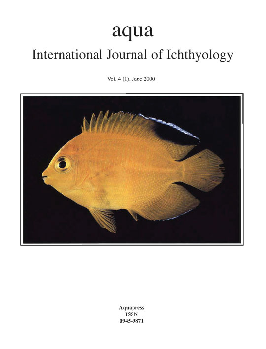 aqua International Journal 4(1)